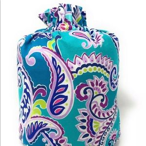 Vera Bradley ditty bag in Waikiki Paisley
